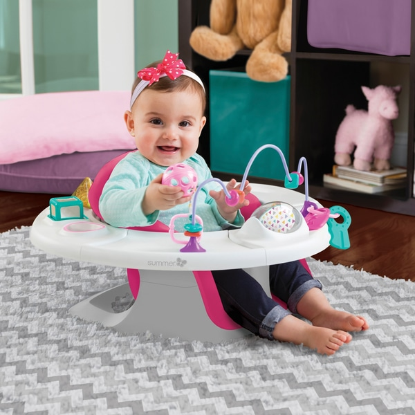 Summer Infant 4-in-1 SuperSeat Roz