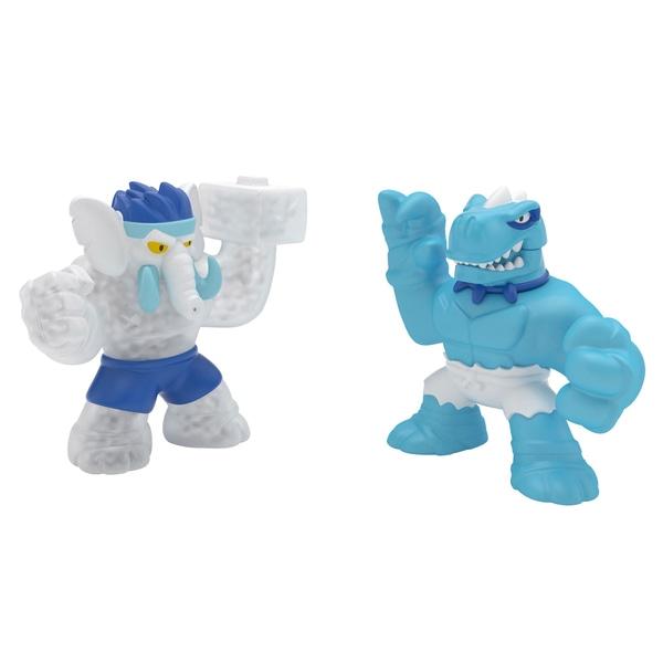 Heroes of Goojitzu Dino Power The Arctic Showdown Versus Pack
