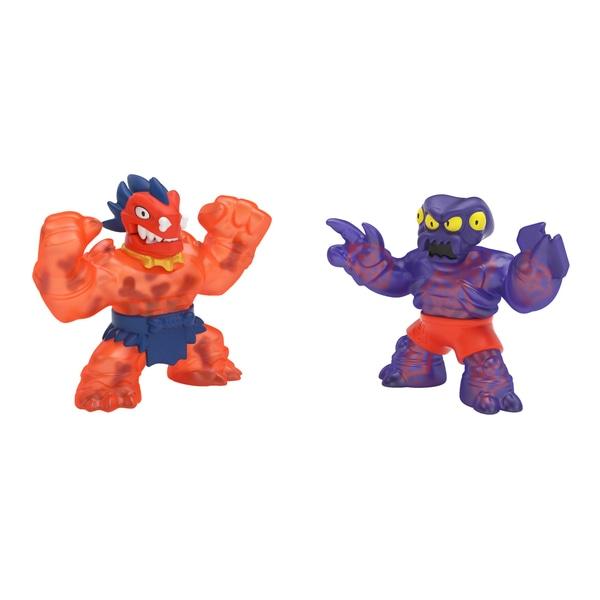 Heroes of Goojitzu Dino Power Vulcanic Rumble Versus Pack