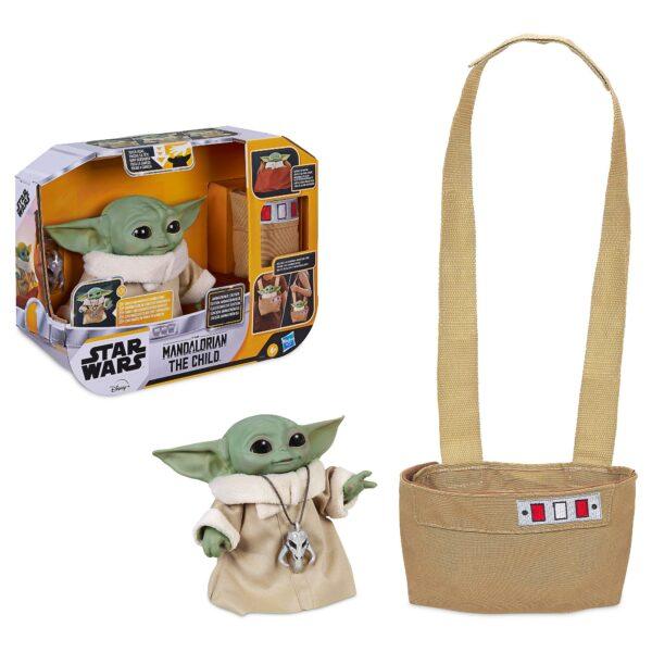 Hasbro Copil Animatronic Soft Jucărie, Star Wars