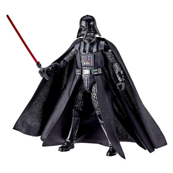 Hasbro Darth Vader 6'' Seria Neagră Figura de acțiune