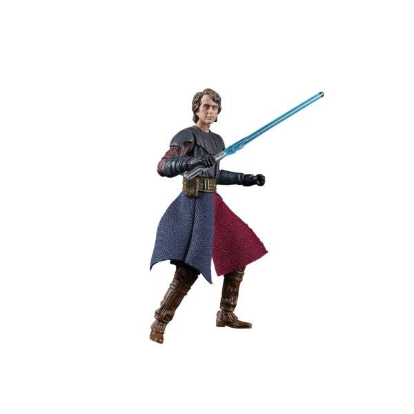 Hasbro Anakin Skywalker 6'' Star Wars: Vintage Colectia de acțiune Figura