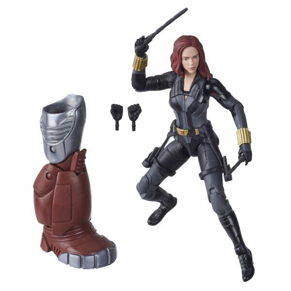 Hasbro Black Widow 6'' Marvel Legends Seria De acțiune Figura