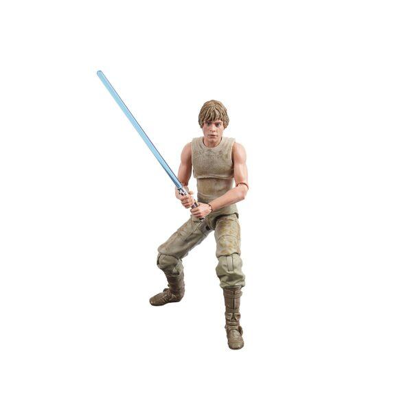 Hasbro Luke Skywalker (Dagobah) 6'' Seria Neagră Figura de acțiune