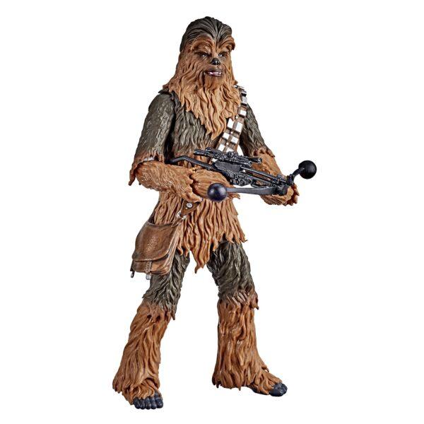 Hasbro Chewbacca 6'' Seria Neagră Figura de acțiune
