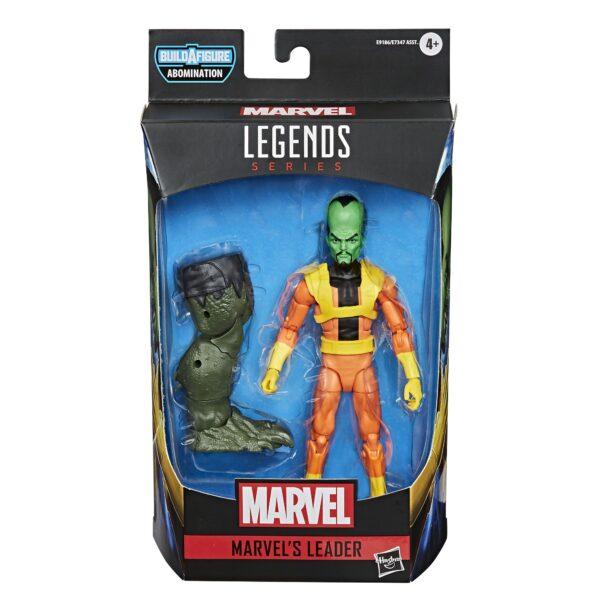Hasbro Marvel's Leader 6'' Gamerverse Marvel Legends Seria De acțiune Figura