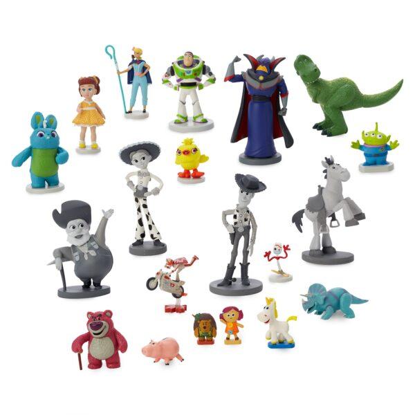 Disney Store Toy Story 25 th Anniversary Mega Figurina Playset