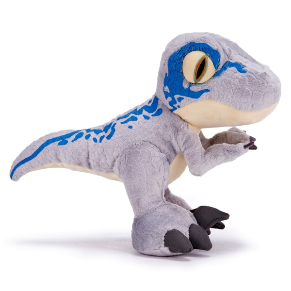 Jurassic World 35cm Blue Raptor Plush Jucărie